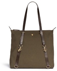 Mismo Ms Day Pack Canvas Tote