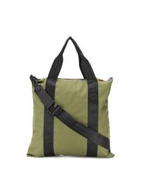 Bellerose Square Tote Bag