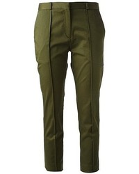 Olive capri pants original 1500657