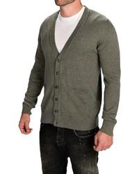 Barbour Fleck Cardigan Sweater