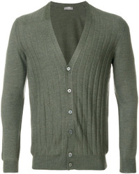 Barba V Neck Cardigan