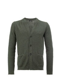 Roberto Collina V Neck Cardigan