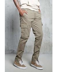 21men 21 Zipper Ankle Cargo Pants