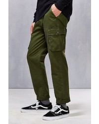 All Son All Son Stonewashed Slim Cargo Pant