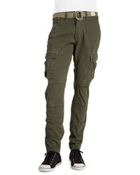 Superdry Belted Cargo Pants