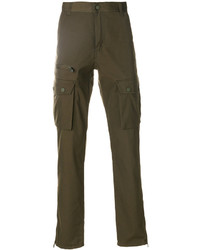 Cargo diagonal pants medium 5251740