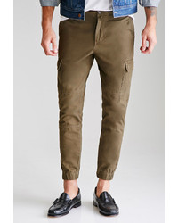 Forever 21 Cargo Joggers