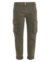 Stella McCartney Cargo Pocket Boyfriend Jeans d55633768eee