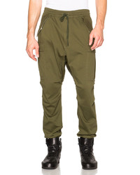 Nlst Compact Knit Cargo Pants