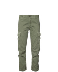 RE/DONE Cropped Cargo Trousers