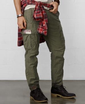 Denim & Supply Ralph Lauren Zip Pocket Cargo Pants | Where to buy ...