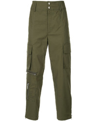 Fitted cargo trousers medium 6793157