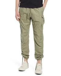 John Elliott Frame Cotton Poplin Cargo Pants