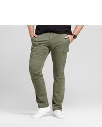 Goodfellow Co Big Tall Slim Fit Cargo Pants