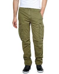 Levi's Green Ace Cargo Pants