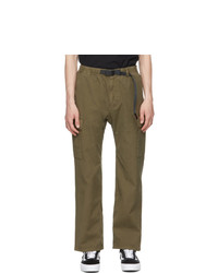 Gramicci Green Cargo Pants