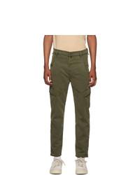 Diesel Green D Krett Cargo Pants