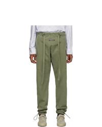 Fear Of God Green Jiujitsu Cargo Pants