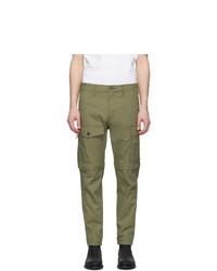 Levis Green Lo Ball Zip Off Cargo Pants