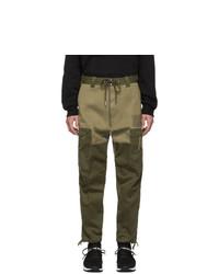 Diesel Green P Lukk Cargo Pants