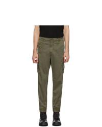 Diesel Green P Phantosky Cargo Pants