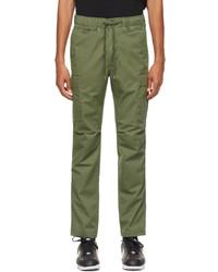 Polo Ralph Lauren Green Slim Fit Chino Cargo Pants