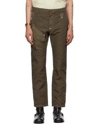 1017 Alyx 9Sm Green Tailoring Cargo Pants