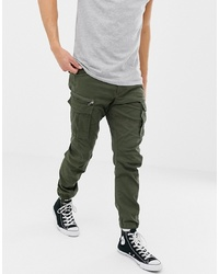 Jack & Jones Intelligence Slim Fit Cargo Trousers
