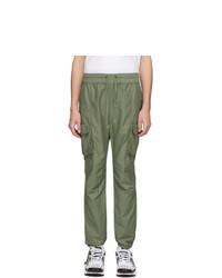 John Elliott Khaki Sa Cargo Pants