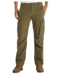 Levi's Ace Relaxed Fit Cargo Pants Ivy Green