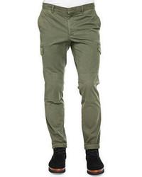 Vince Mercer Cargo Pants Basil