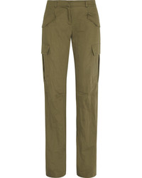 Michael Kors Michl Kors Metallic Cotton Cargo Pants