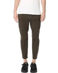 Military cargo pants medium 1154813