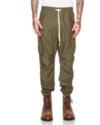 Nlst Cotton Cargo Pants