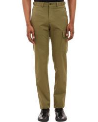 Ovadia Sons Herringbone Cargo Trousers