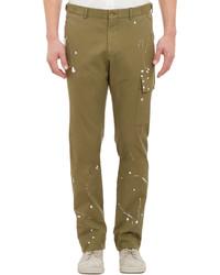 Ovadia Sons Paint Splatter Cargo Pants
