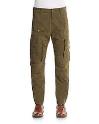 PRPS Straight Leg Cargo Pants