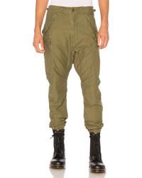 R 13 R13 Surplus Military Cargo Pants In Green