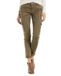 Charlotte Russe Refuge Skinny Cargo Pants