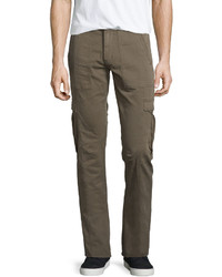 J Brand Russell Cargo Pants Fennel Green