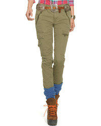 Polo Ralph Lauren Skinny Cargo Pants