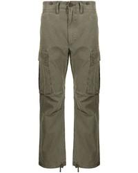 Ralph Lauren RRL Slim Cut Cargo Trousers