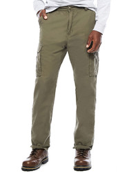 Smith Workwear Smiths Workwear Lined Canvas Cargo Pants