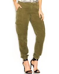 Lucky Brand Straight Leg Cargo Soft Pants