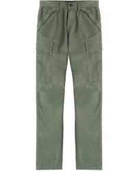 J Brand Stretch Cotton Cargo Pants