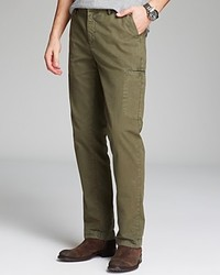 Vince Colored Twill Cargo Pants