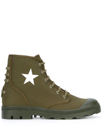 Givenchy Star Sneaker Boots