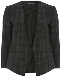Dorothy Perkins Green Check Blazer