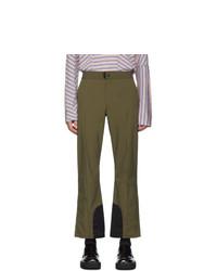 Acne Studios Acne S Khaki Paxton Trousers