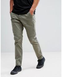 Esprit Cargo Trouser In Light Khaki